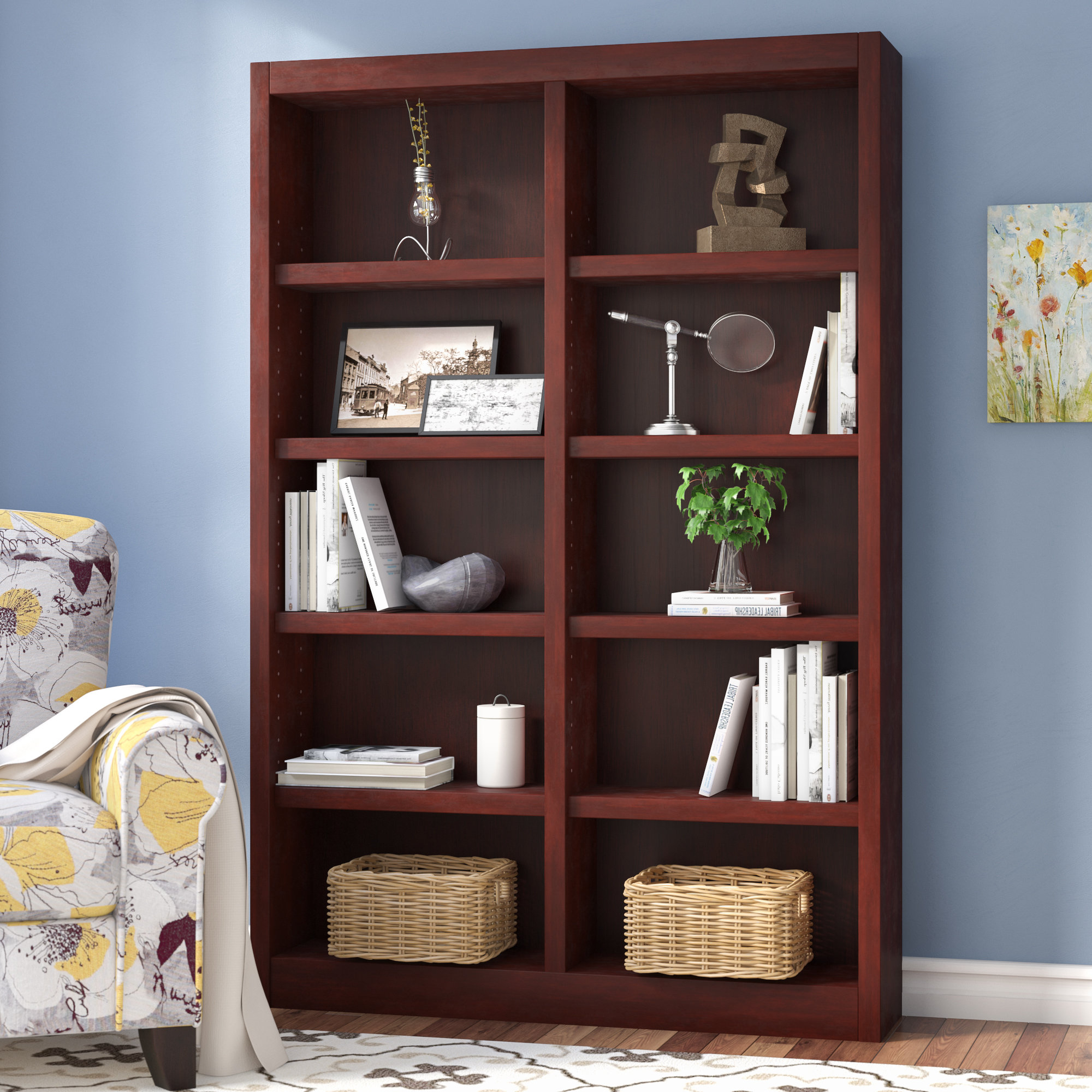 Wayfair With Lancashire Cube Bookcases (View 17 of 20)