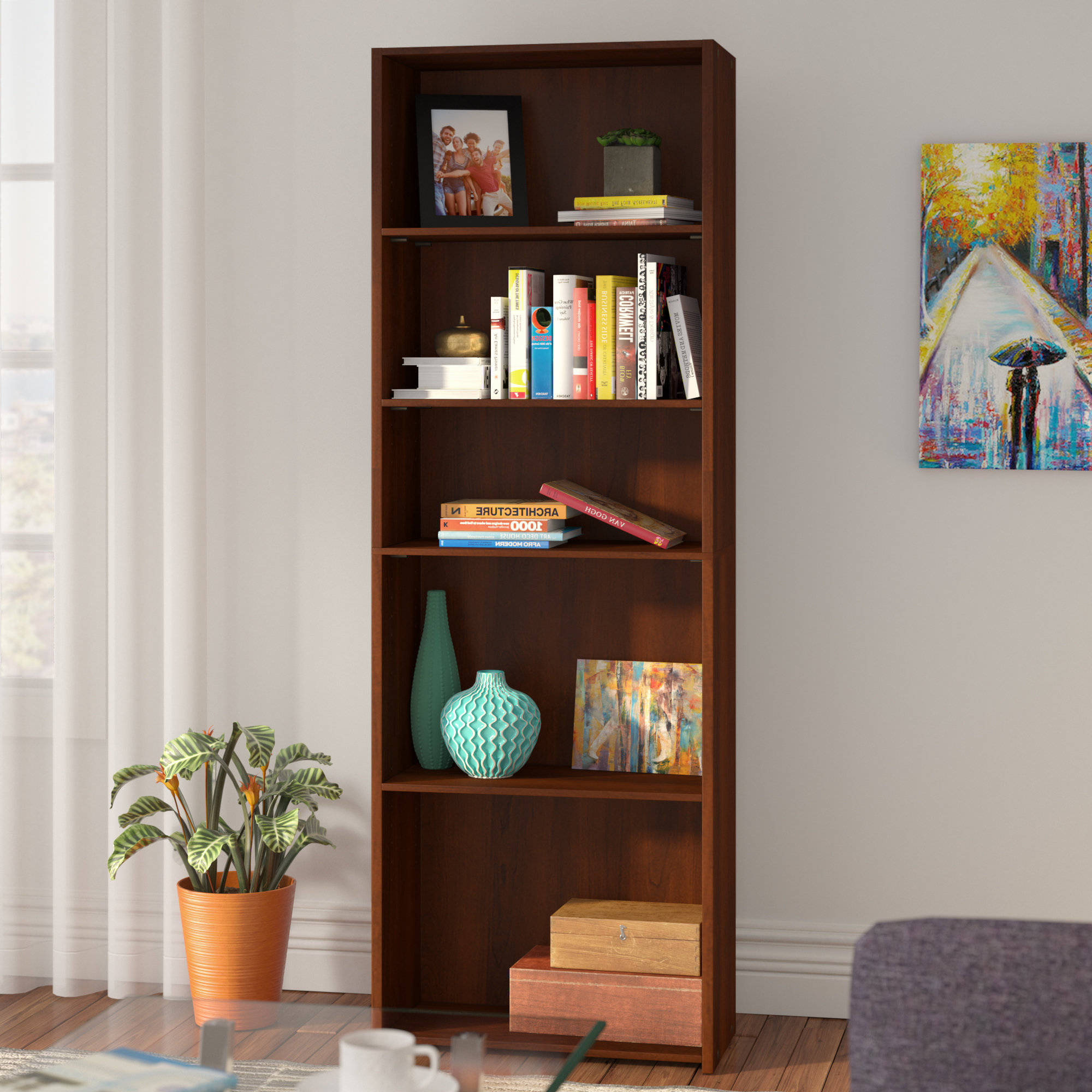 Featured Photo of Ryker Standard Bookcases