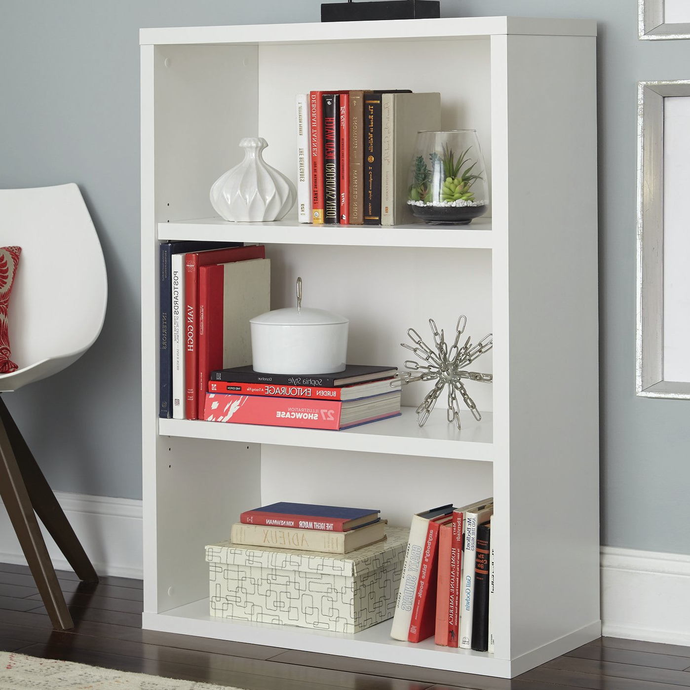 Wayfair Within Decorative Standard Bookcases (View 20 of 20)