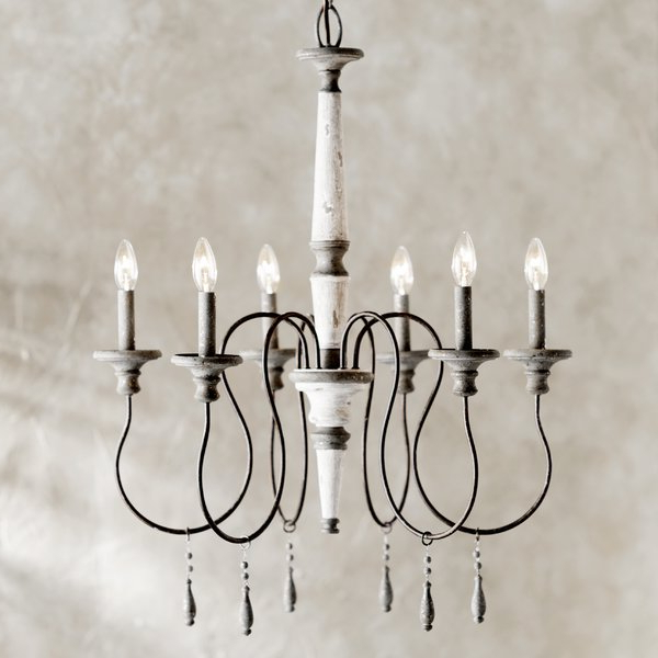 Well Known Armande Candle Style Chandelier In Armande Candle Style Chandeliers (View 2 of 25)