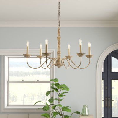Well Known Armande Candle Style Chandeliers Regarding Armande Candle Style Chandelier (View 21 of 25)