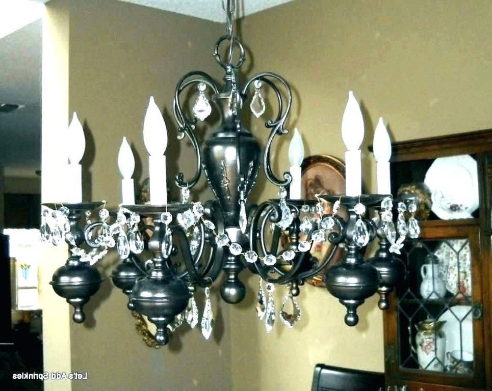 Well Known Chandelier Candle Cover – Fayjonas (View 23 of 25)