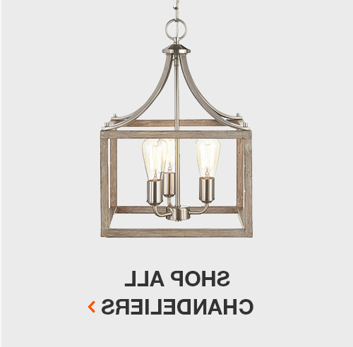 Well Known Chandeliers – The Home Depot With Regard To Dailey 4 Light Drum Chandeliers (View 25 of 25)