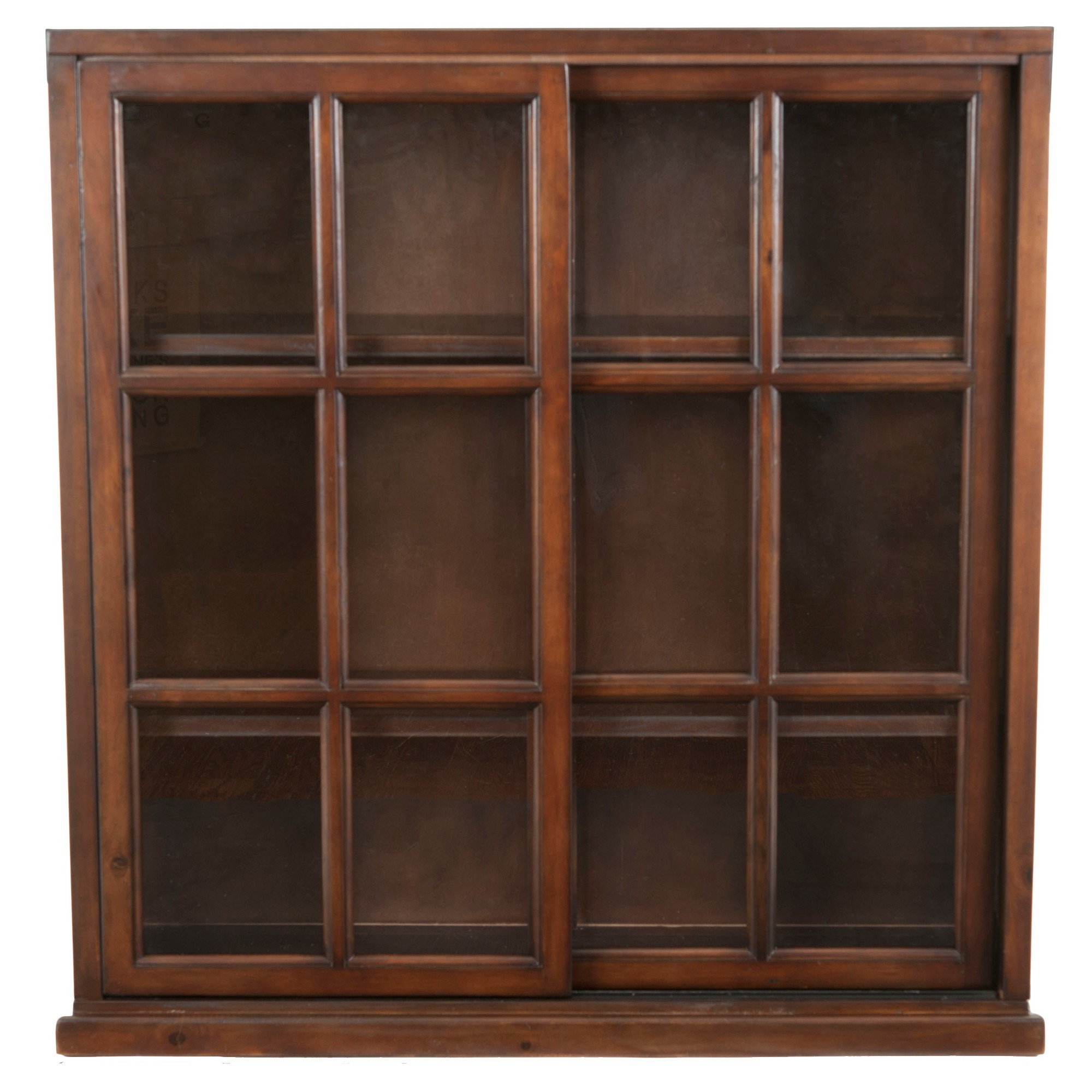 Well Known Claros Bookcase – Walnut – Safavieh, Brown (View 5 of 20)