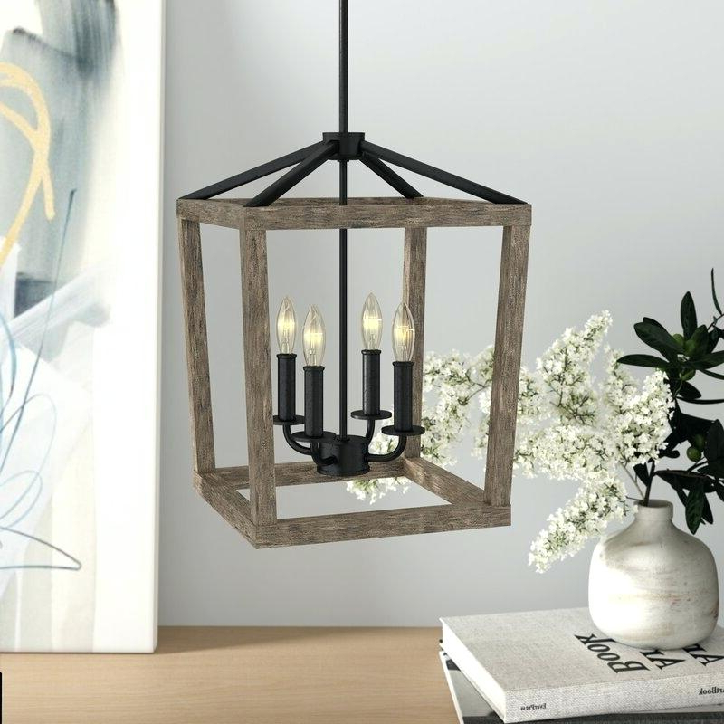 Well Known Finnick 3 Light Lantern Pendants In Lantern Ceiling Lights – Kandaceborrelli (View 23 of 25)
