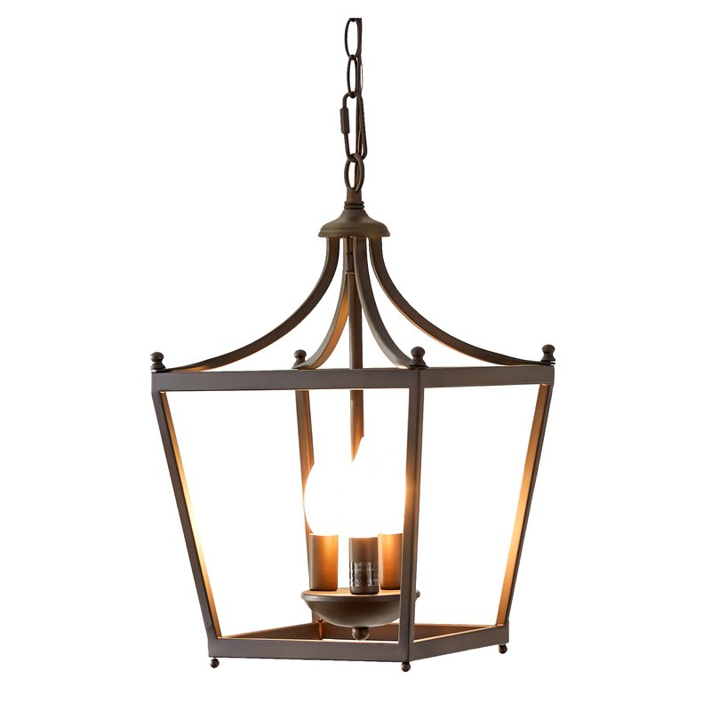 Well Known Gabriella 3 Light Lantern Chandelier Regarding Gabriella 3 Light Lantern Chandeliers (View 23 of 25)