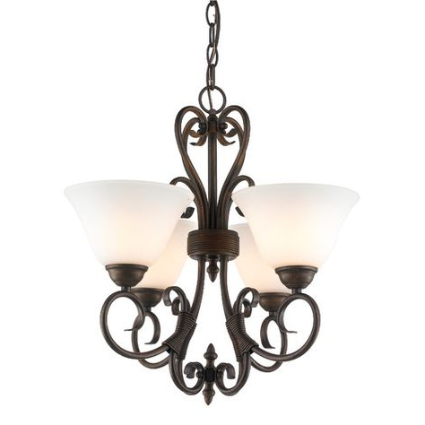 Well Known Gaines 5 Light Shaded Chandeliers In Pinterest – Пинтерест (View 18 of 25)