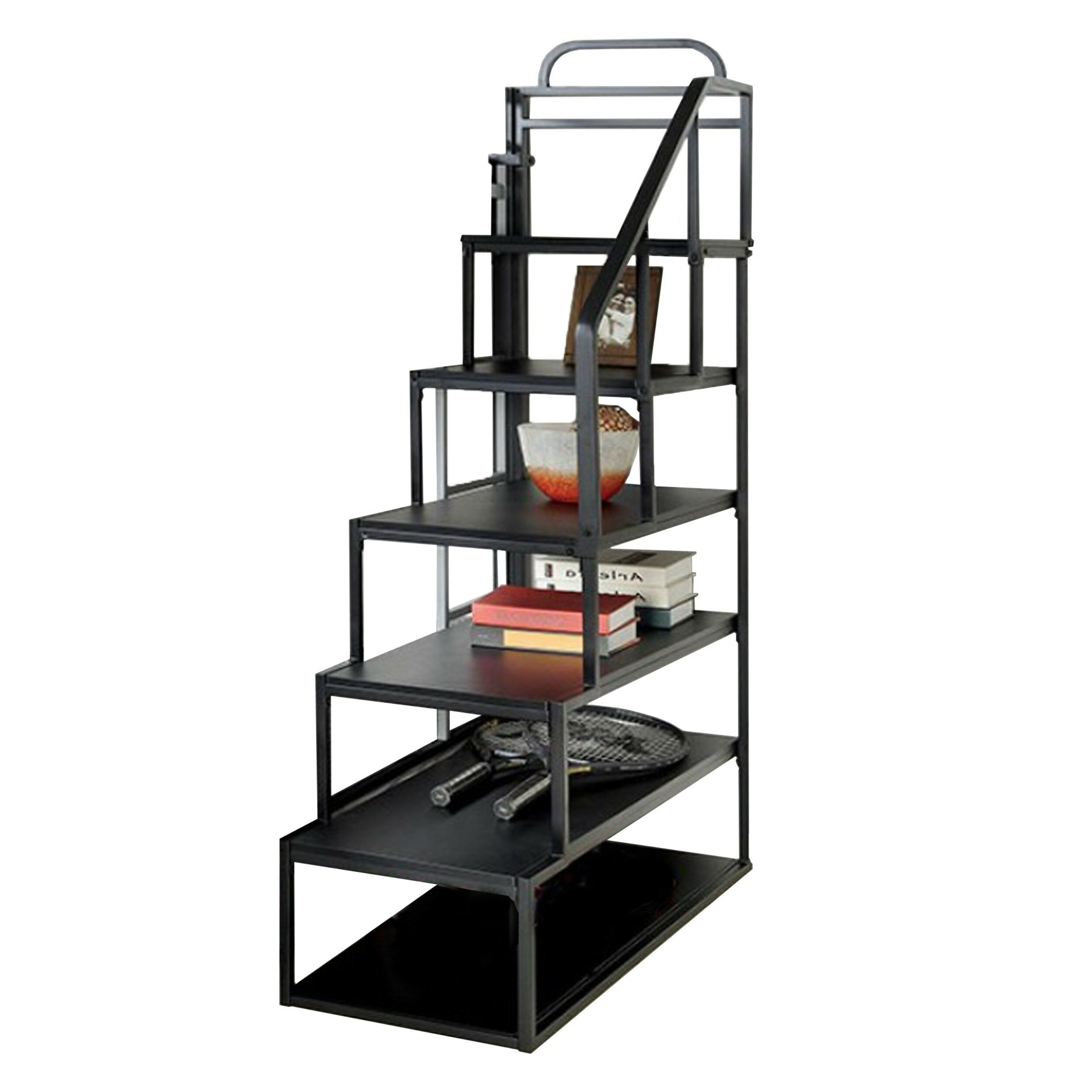 Well Known Gauck Etagere Bookcase Intended For Waverley Etagere Bookcases (View 12 of 20)