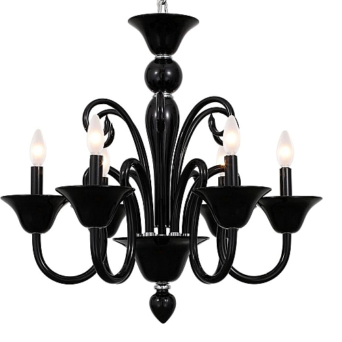 Well Known Hickman 6 Light Candle Style Chandelier, Lighting Pertaining To Perseus 6 Light Candle Style Chandeliers (View 17 of 25)