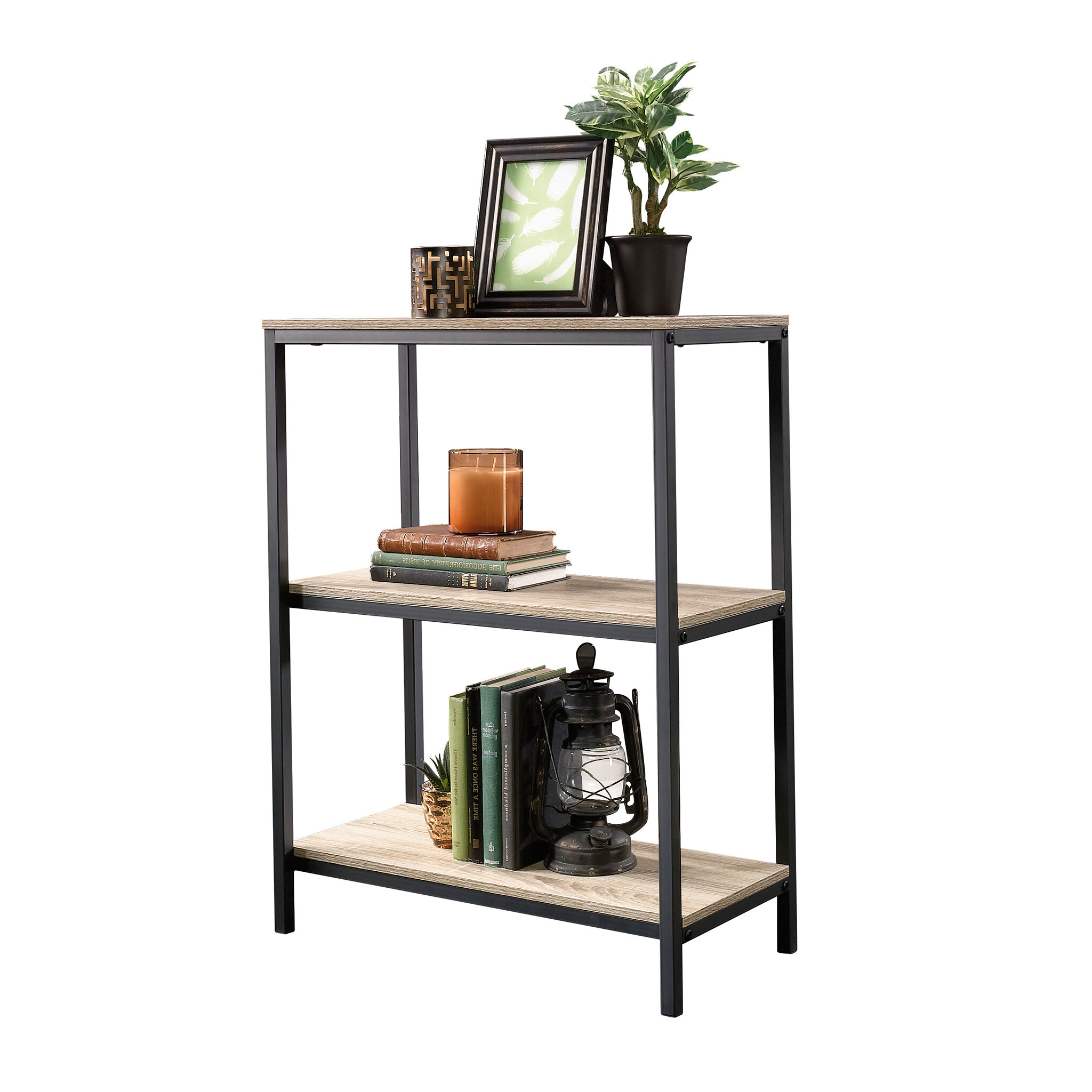 Well Known Laurel Foundry Modern Farmhouse Ermont Etagere Bookcase Within Ermont Etagere Bookcases (View 7 of 20)