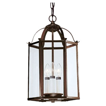 Well Known Leiters 3 Light Lantern Geometric Pendant In Leiters 3 Light Lantern Geometric Pendants (View 4 of 25)