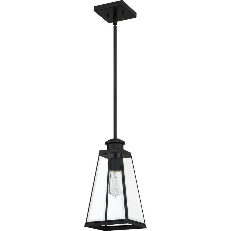 Well Known Louanne 1 Light Lantern Geometric Pendants Within Winooski 1 Light Lantern Pendant (View 24 of 25)