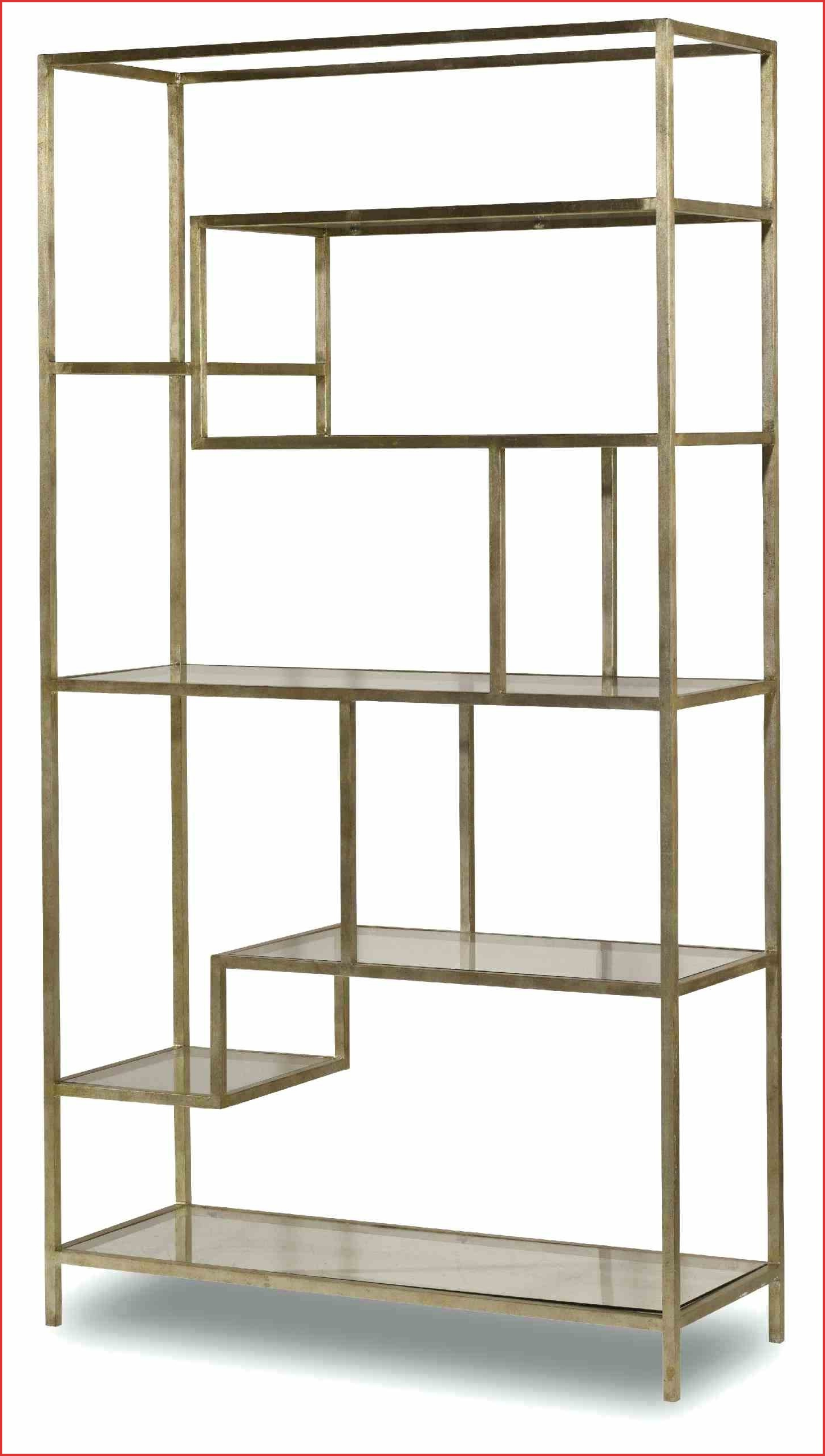 Well Known Metal And Glass Etagere 179381 Emely Etagere Bookcase In Within Moriann Etagere Bookcases (View 17 of 20)