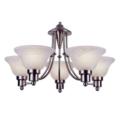Well Known Newent 5 Light Shaded Chandeliers With Newent 3 Light Bowl Pendant (View 8 of 25)