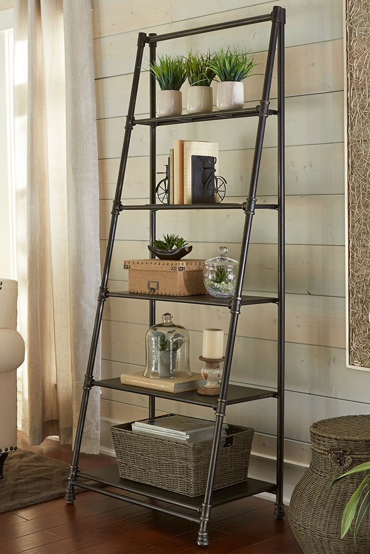Well Known Pin On Home Decor & Organization With Narrow Ladder Bookcases (View 19 of 20)