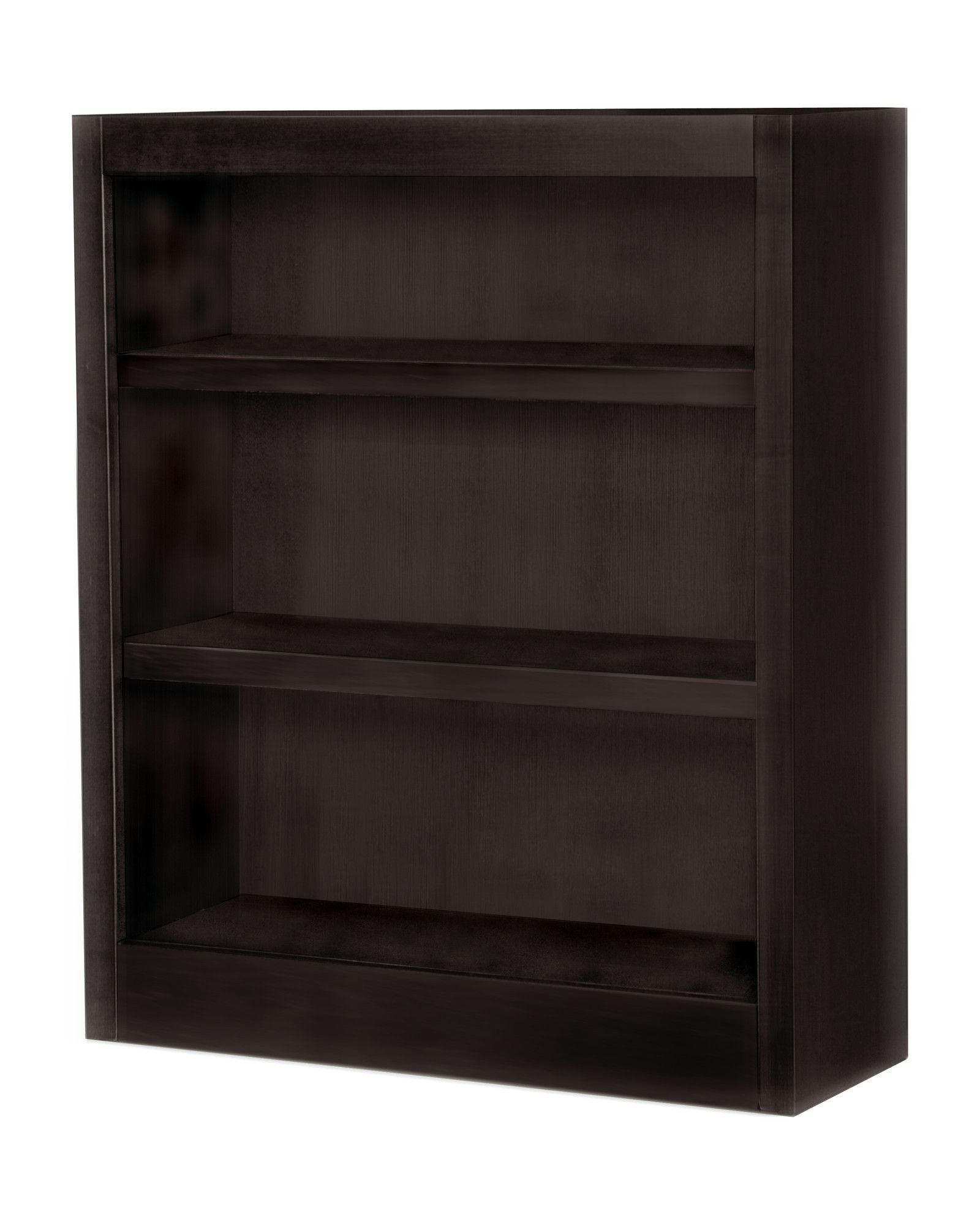 "Well Known Single Wide 36"" Standard Bookcase (View 8 of 20)"