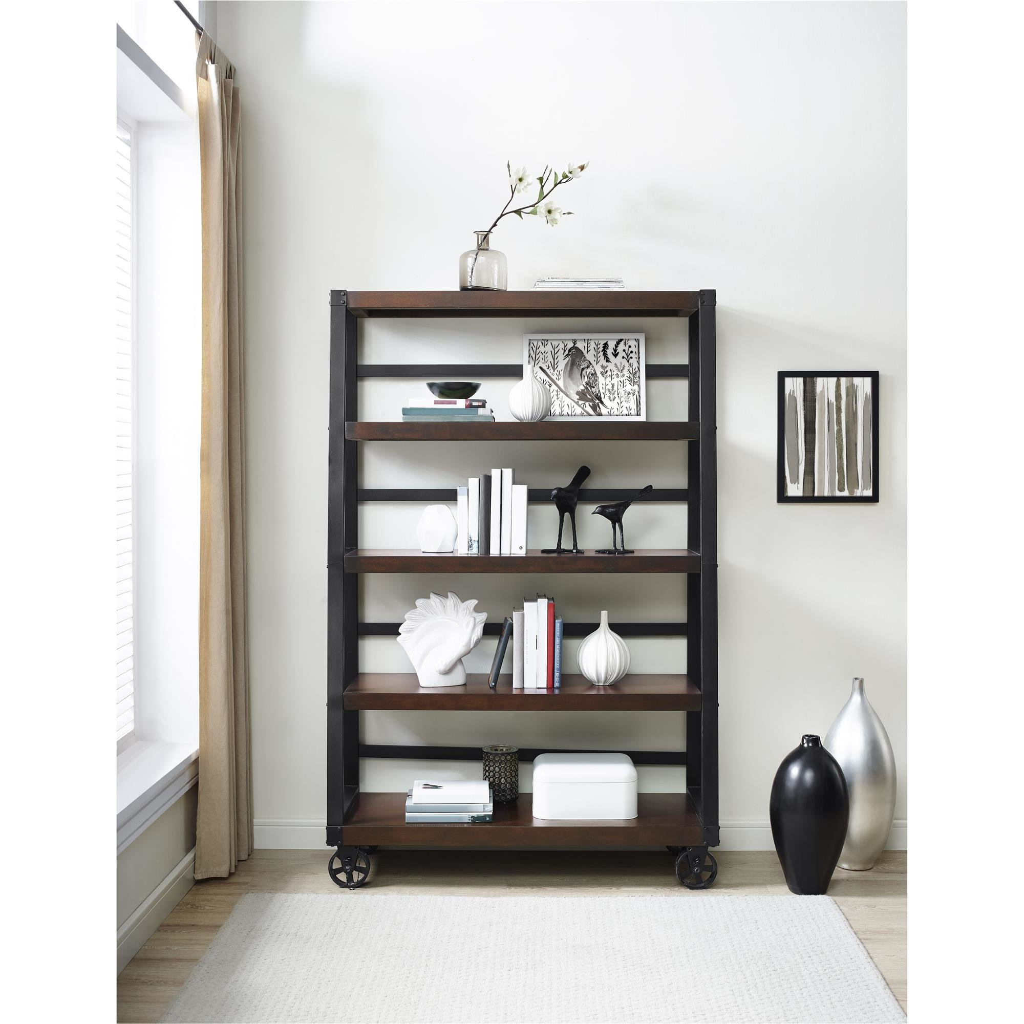 Well Known Southampton Etagere Bookcase For Annabesook Etagere Bookcases (View 20 of 20)