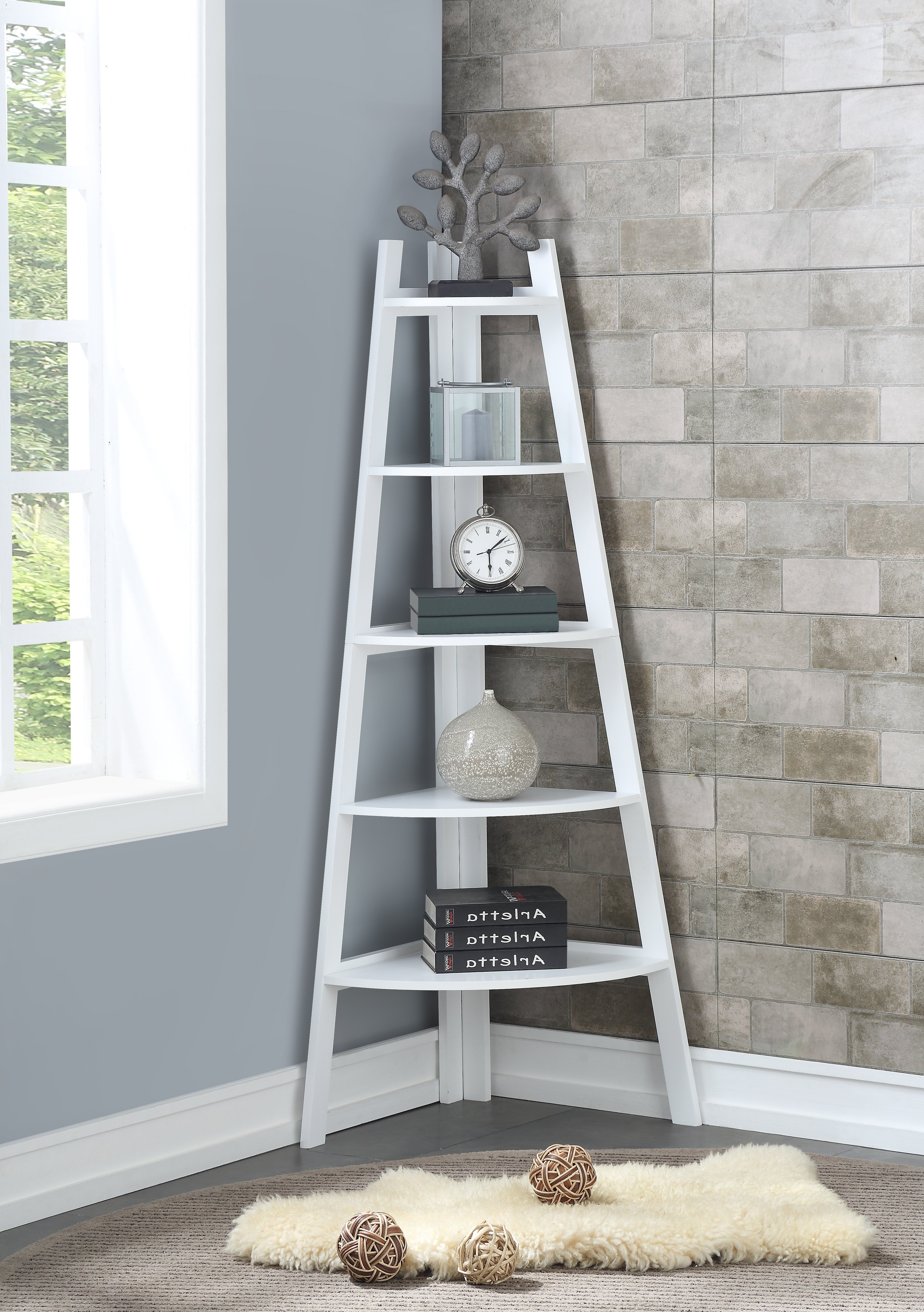 Well Known White Bookcases You'll Love In  (View 20 of 20)