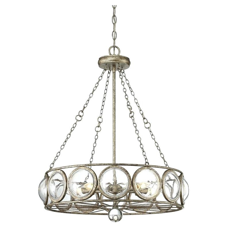 Well Liked 5 Light Drum Chandelier – Jogosdohomemdeferro (View 24 of 25)