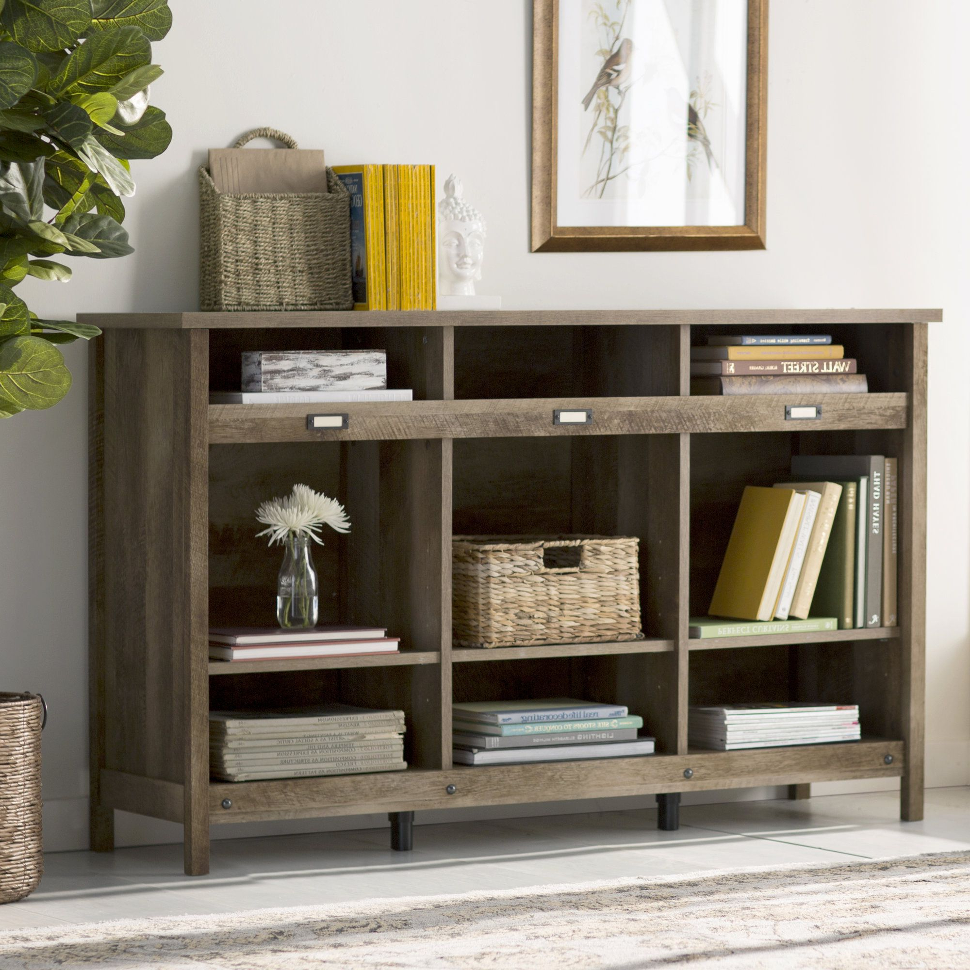 """Well Liked Brockton 36"""" Cube Unit Bookcase (View 19 of 20)"""