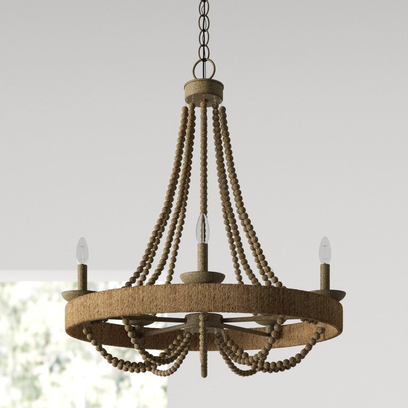 Well Liked Duron 5 Light Empire Chandeliers With Regard To Duron 5 Light Empire Chandelier (View 23 of 25)