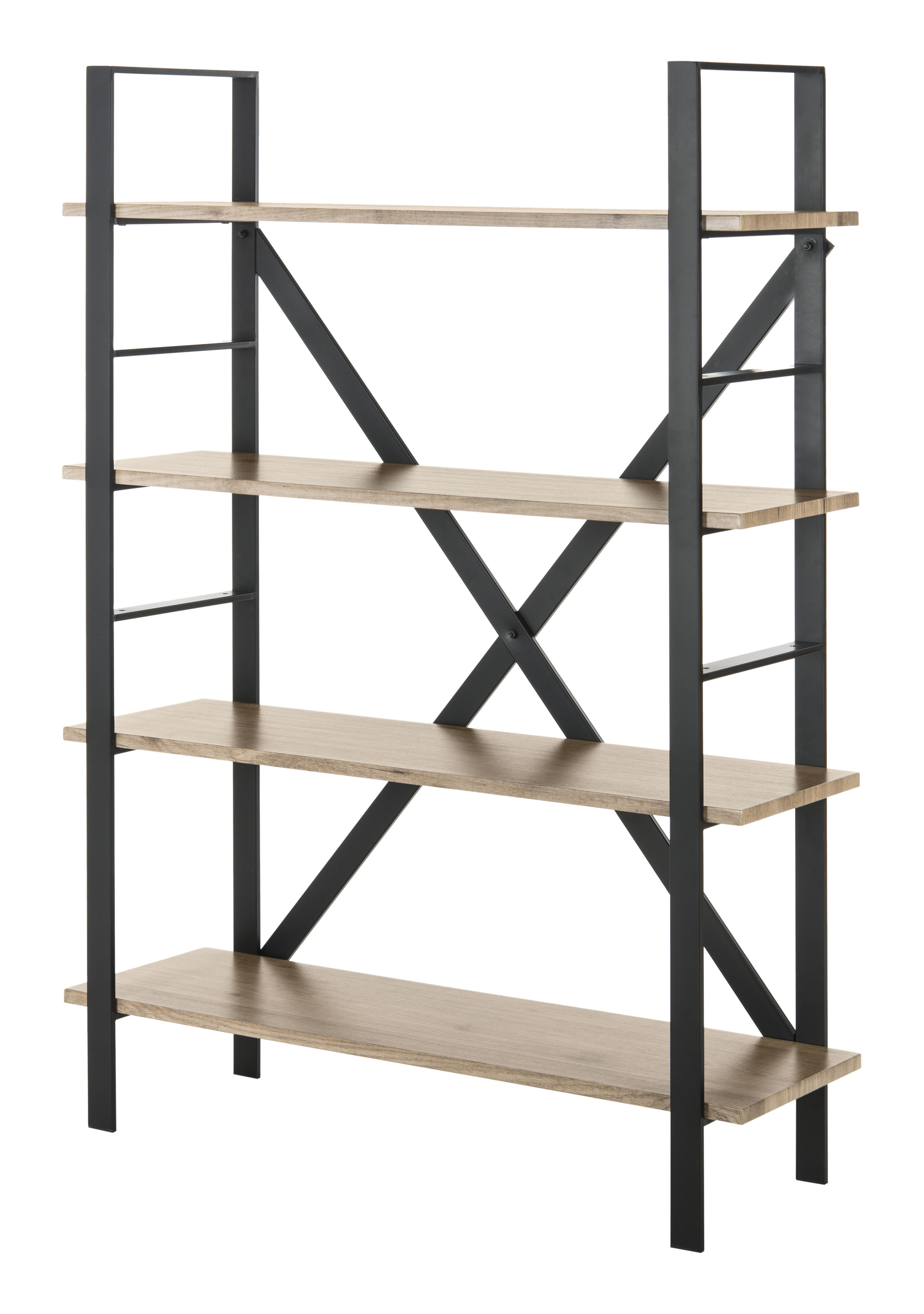 Well Liked Earline Etagere Bookcases Pertaining To Rhonda Etagere Bookcase (View 12 of 20)