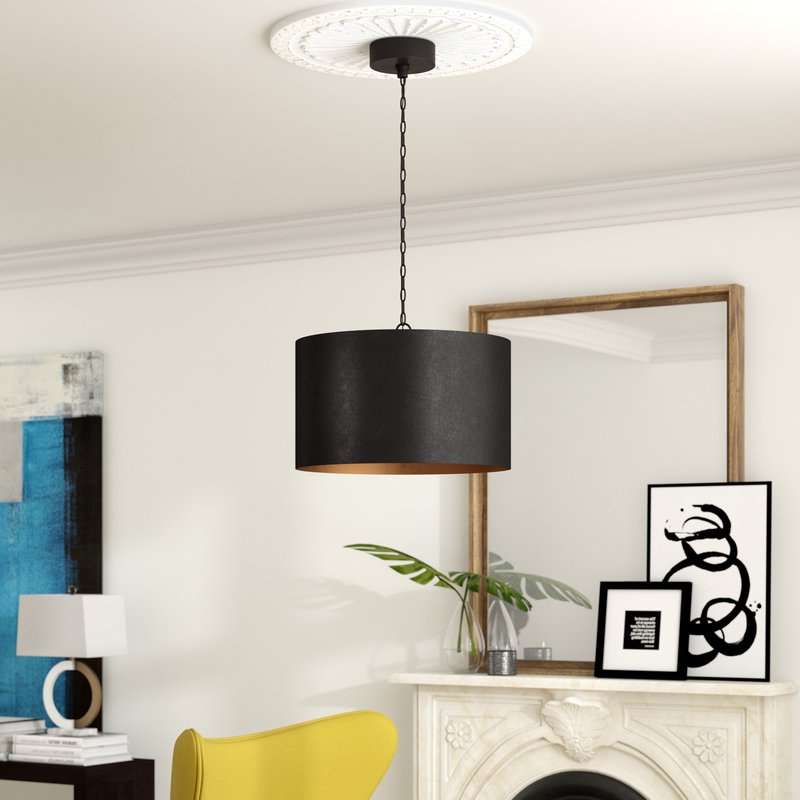 Well Liked Johana 3 Light Drum Chandelier With Montes 3 Light Drum Chandeliers (View 25 of 25)