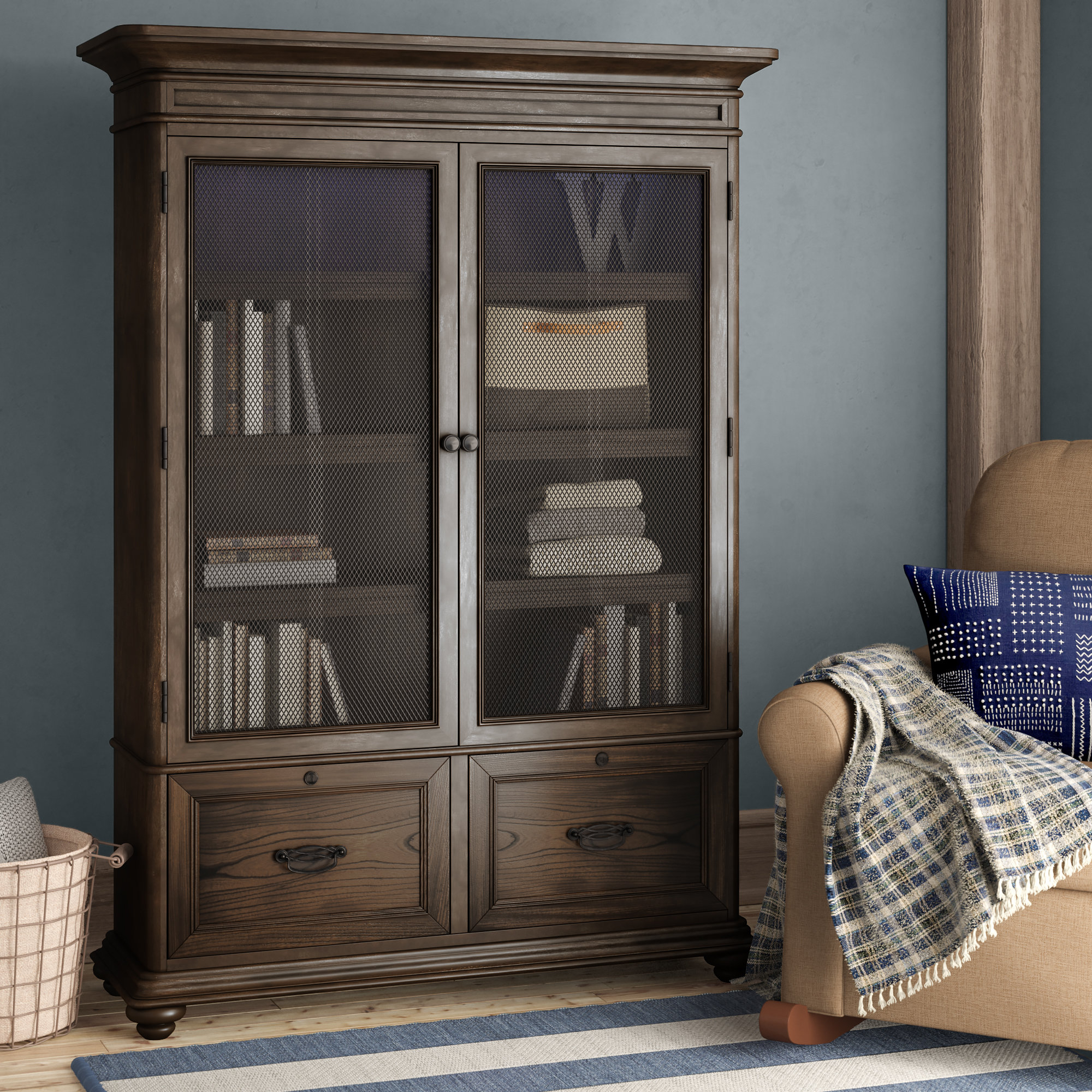 Westgrove Standard Bookcase With Favorite Tami Standard Bookcases (View 5 of 20)