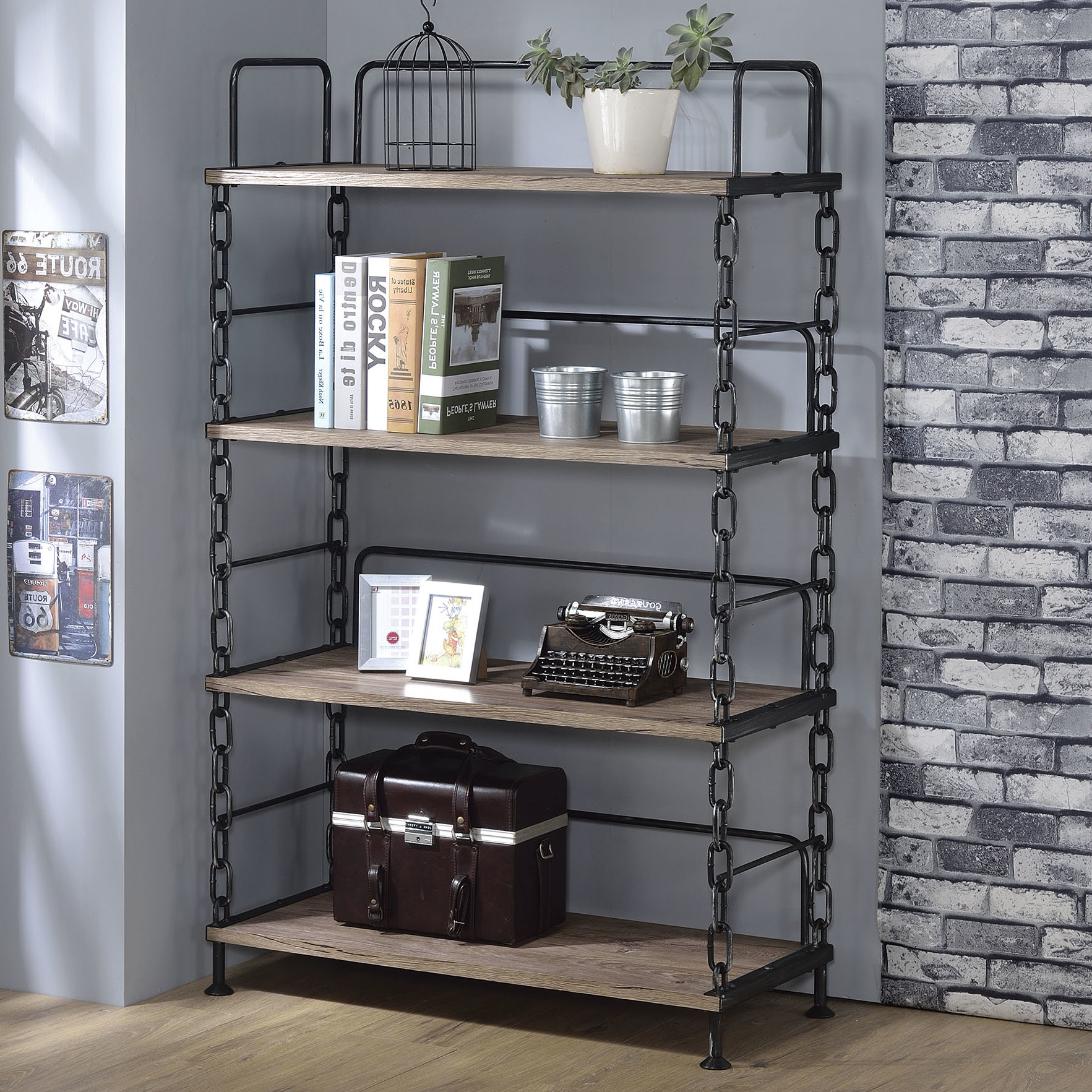 Whidden Etagere Bookcases In Widely Used Maidenhead Etagere Bookcase (View 10 of 20)