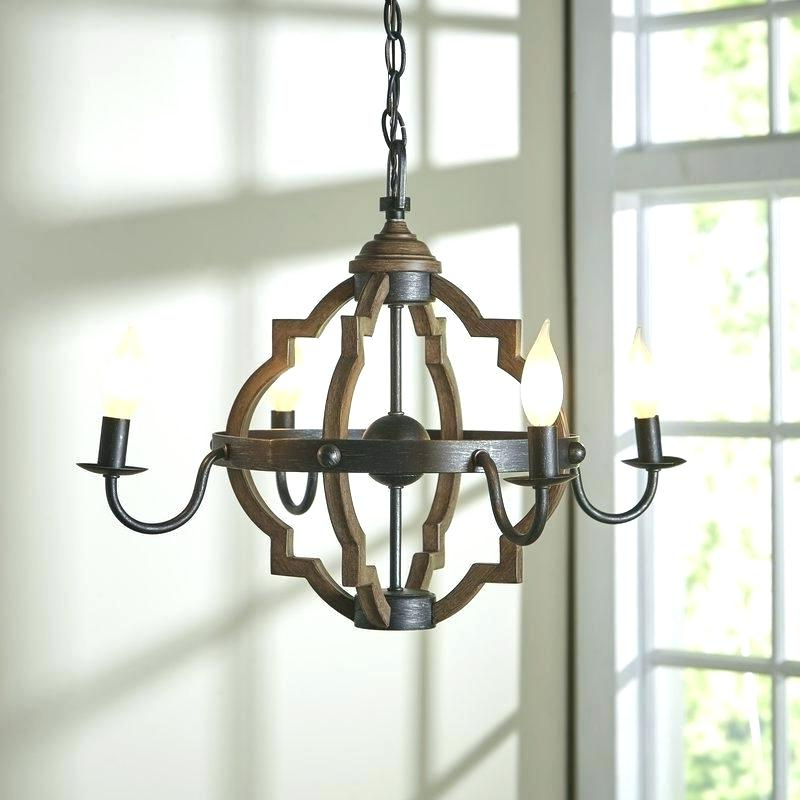 Widely Used Bennington Candle Style Chandelier – Realinsight (View 25 of 25)