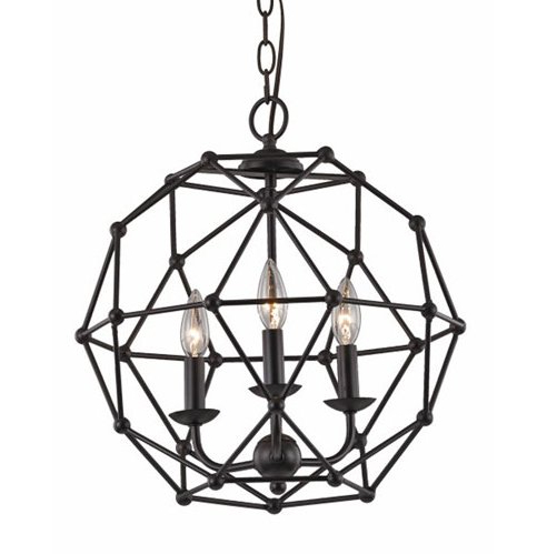 Widely Used Cavanagh 4 Light Geometric Chandeliers In Mercury Row Cavanagh 4 Light Geometric Chandelier (View 25 of 25)