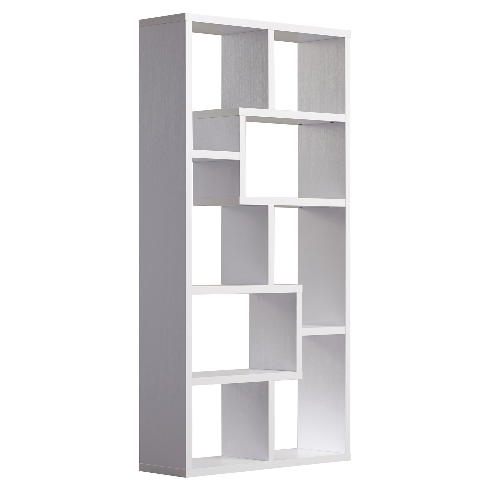 Widely Used Chrysanthos Geometric Bookcase For Cleisthenes Geometric Bookcases (View 20 of 20)