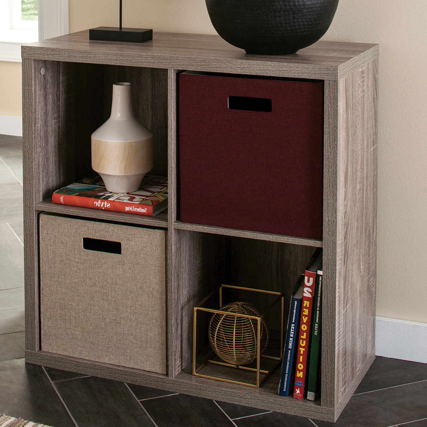 Widely Used Decorative Storage Cube Bookcases In Decorative Storage Cube Bookcase (View 13 of 20)