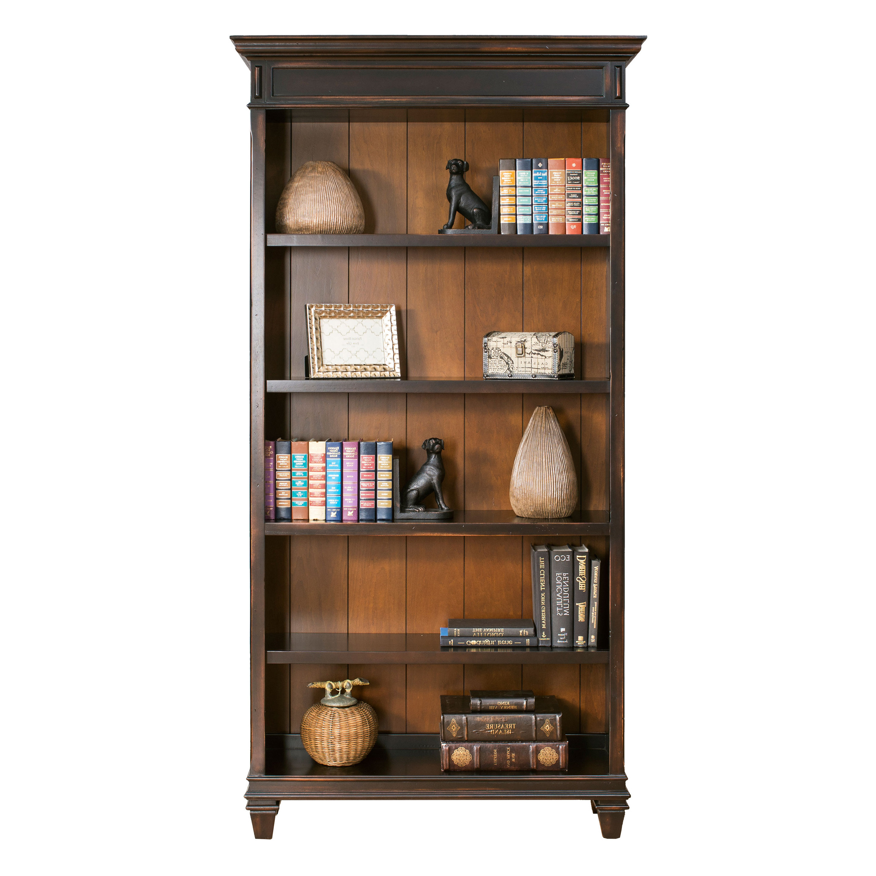 Widely Used Django Standard Bookcase In Reynoldsville Standard Bookcases (View 10 of 20)
