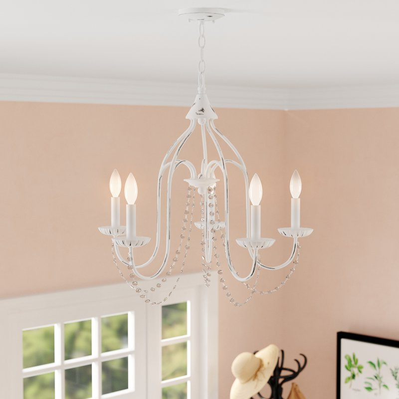 Widely Used Florentina 5 Light Candle Style Chandeliers For Florentina 5 Light Candle Style Chandelier (View 6 of 25)