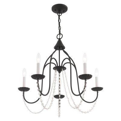 Widely Used Florentina 5 Light Candle Style Chandeliers Pertaining To Pinterest (View 10 of 25)