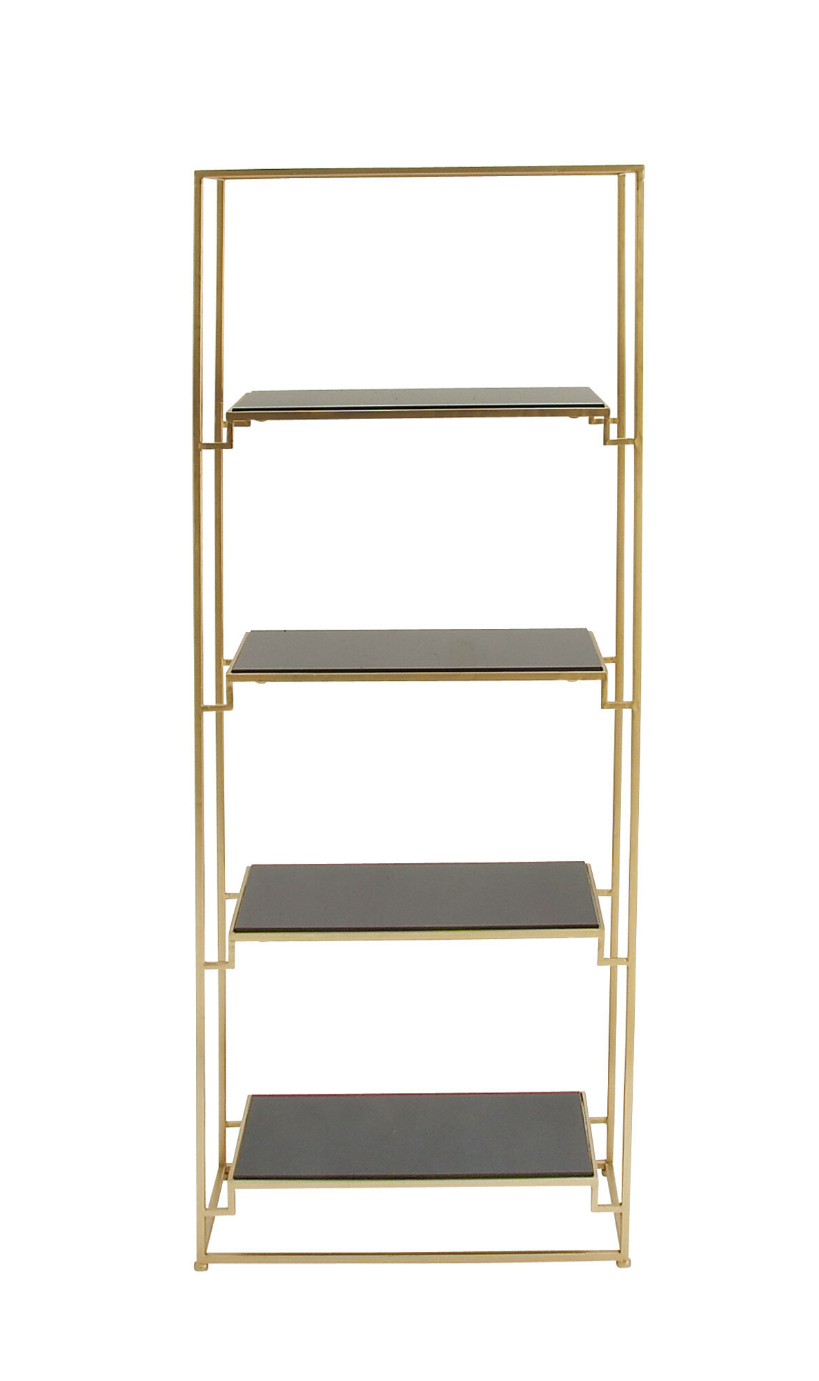 Wragby Etagere Bookcase For Popular Brock Ladder Bookcases (View 17 of 20)