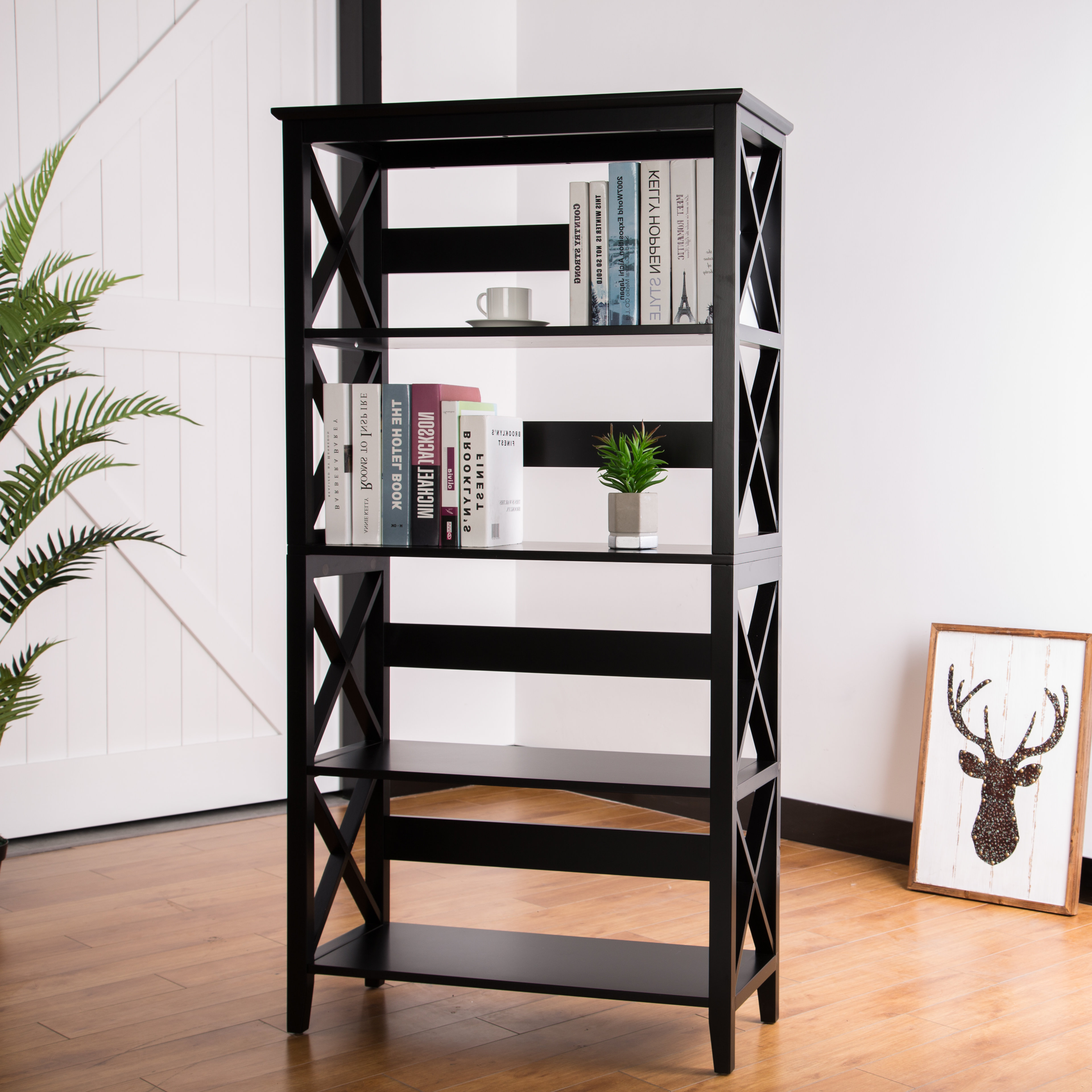 Zac Etagere Bookcase Regarding Most Recent Abbottsmoor Etagere Bookcases (View 20 of 20)