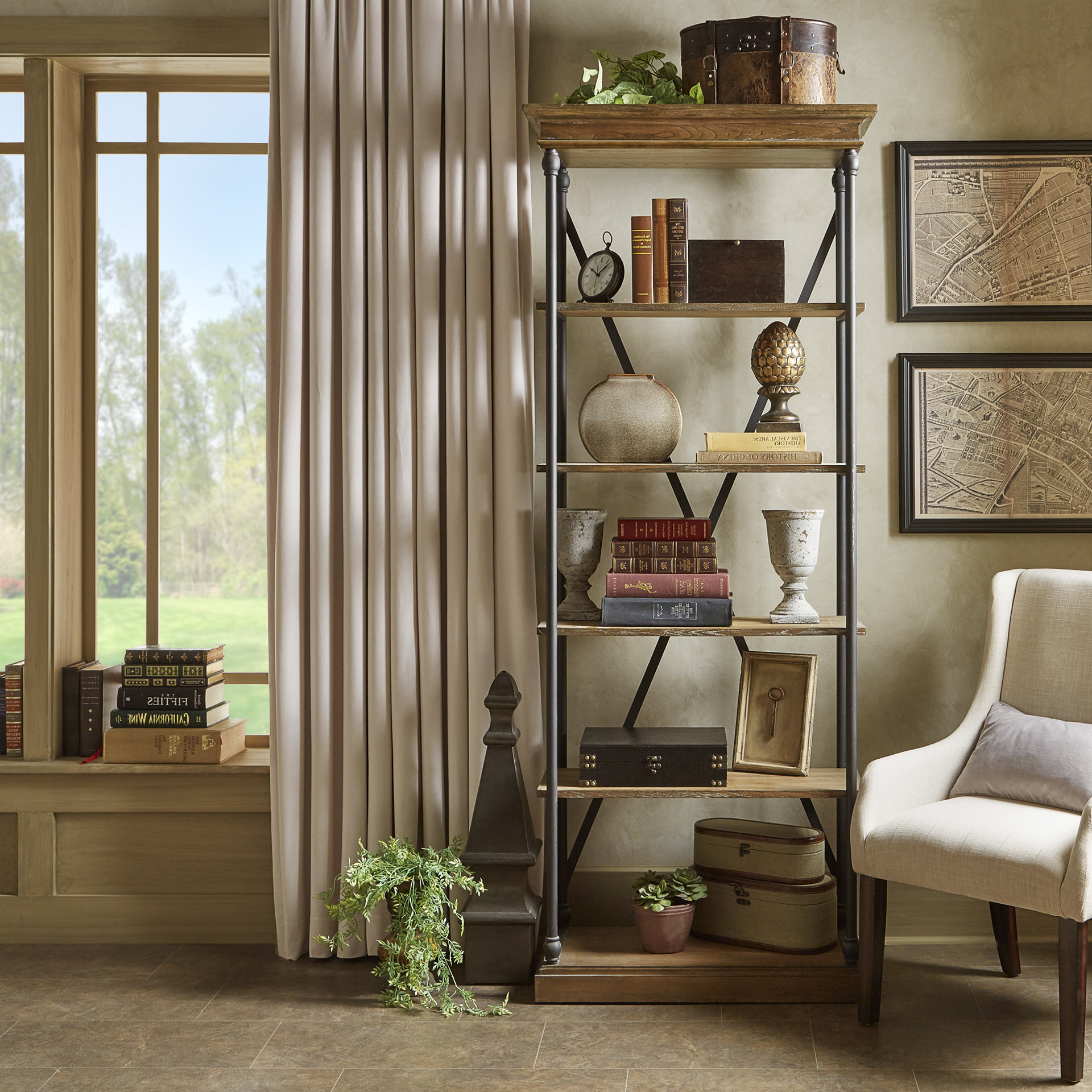 Zona Etagere Cube Bookcases In Popular Poynor Etagere Bookcase (Gallery 14 of 20)