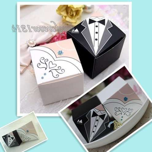 200pieces(100pairs) Wedding Party Decoration Bride & Groom Within Well Known Candie (View 7 of 25)