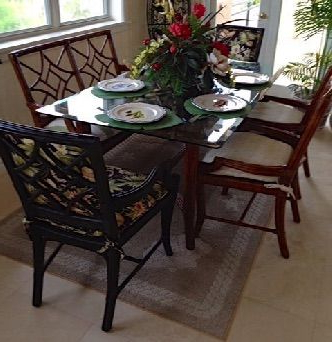 2019 Absolutely Smashing Chinese Chippendale Dining Room Suite Within Cainsville 32'' Dining Tables (View 23 of 25)