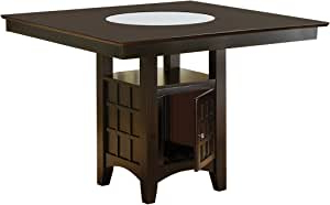 2019 Amazon – Gabriel Counter Height Dining Table With Intended For Dawid Counter Height Pedestal Dining Tables (View 6 of 25)