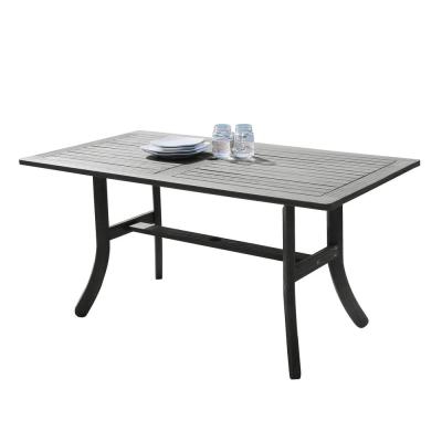 2019 Genao 35'' Dining Tables Throughout Patio Dining Tables – Patio Tables – The Home Depot (View 3 of 25)
