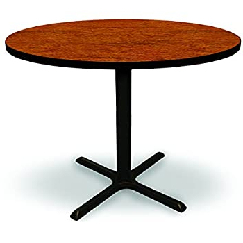 """2019 Mode Round Breakroom Tables With Regard To Amazon : 48"""" Round Conference, Break Room, 42"""" Tall (View 3 of 25)"""