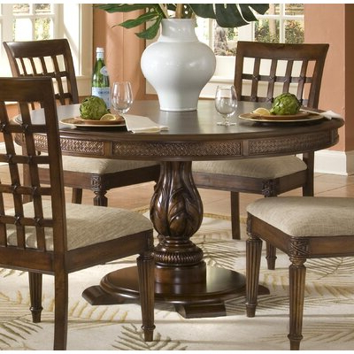 28'' Pedestal Dining Tables Intended For Best And Newest Palm Court Ii Round Pedestal Dining Table (View 6 of 25)