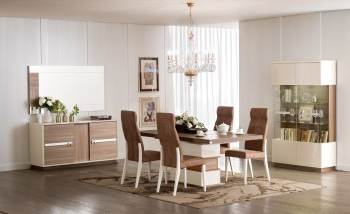 34.6'' Pedestal Dining Tables Throughout Current Shop Table And Chairs. Modern Dining Sets (View 25 of 25)