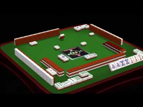 """48"""" 6 – Player Poker Tables With Favorite Mahjong Time – Online Live Mahjongg Games And Tournaments (View 15 of 25)"""