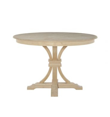 [%[48 Inch] Paige Flared Pedestal Dining Table – Wood'n For Current Exeter 48'' Pedestal Dining Tables exeter 48'' Pedestal Dining Tables Inside Popular [48 Inch] Paige Flared Pedestal Dining Table – Wood'n 2020 Exeter 48'' Pedestal Dining Tables In [48 Inch] Paige Flared Pedestal Dining Table – Wood'n most Recently Released [48 Inch] Paige Flared Pedestal Dining Table – Wood'n Intended For Exeter 48'' Pedestal Dining Tables%] (View 4 of 25)