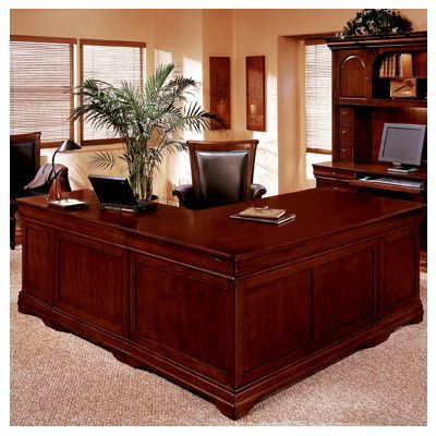 """72"""" L Breakroom Tables And Chair Set In Famous Three Posts Flannagan 72"""" L Shape Executive Desk (View 7 of 25)"""