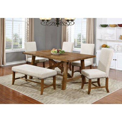 8 + Seat Kitchen & Dining Tables You'll Love In (View 13 of 25)